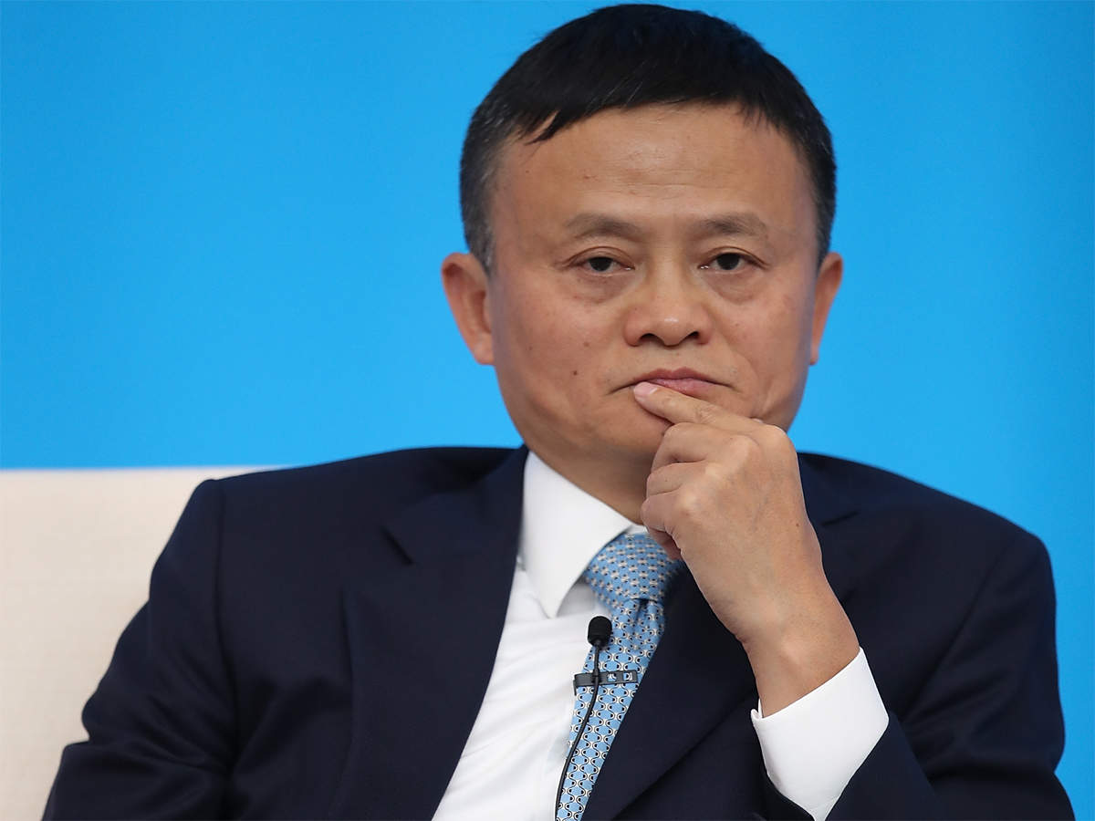 Jack Ma left off China state media's list of tech luminaries
