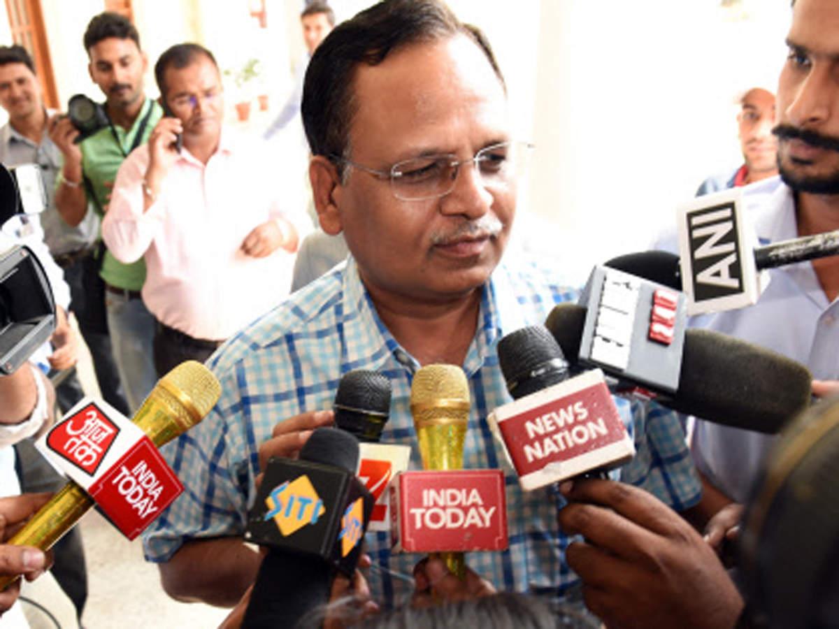The latest sero survey shows 56.13 per cent of people in Delhi have antibodies against Covid-19: Satyendar Jain