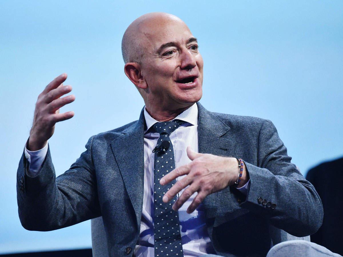 Empire-builder Bezos looks beyond Amazon