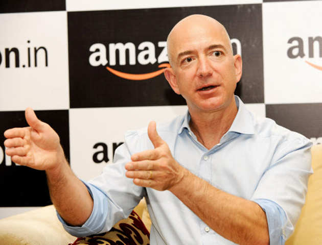 Timeline: Amazon's India journey under Jeff Bezos