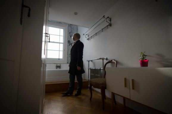 London's thinnest house on sale for $1.3 million