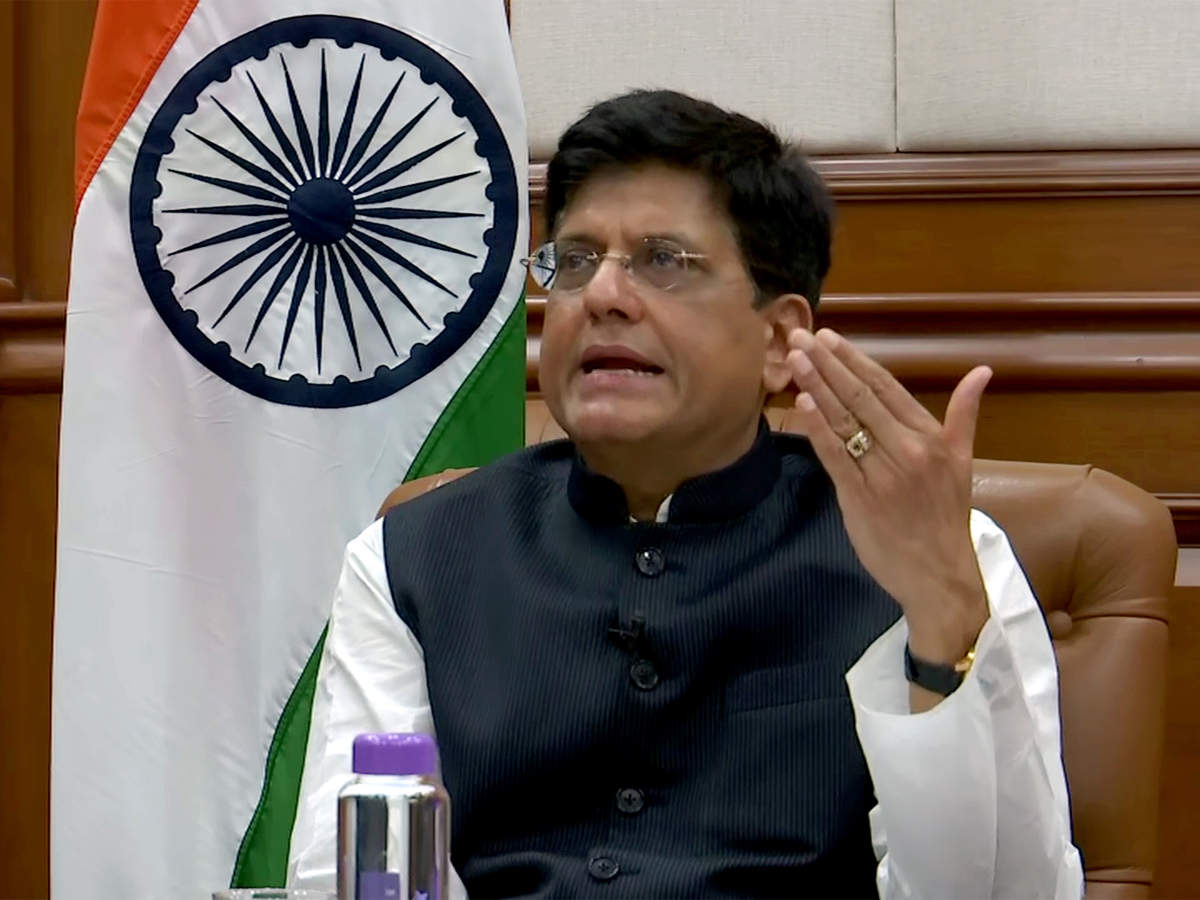 Want to ensure e-comm cos work in spirit of law: Goyal