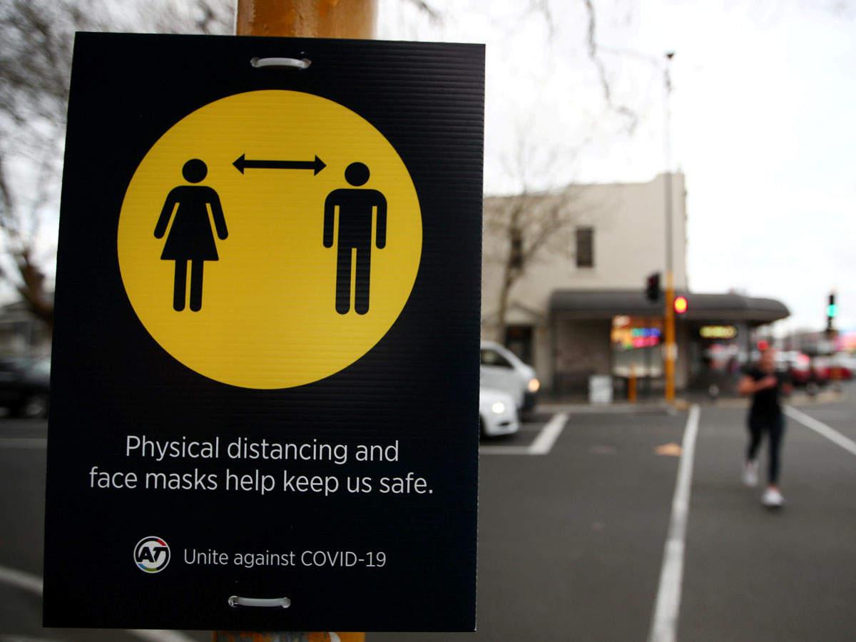 New Zealand confirms fresh community virus outbreak