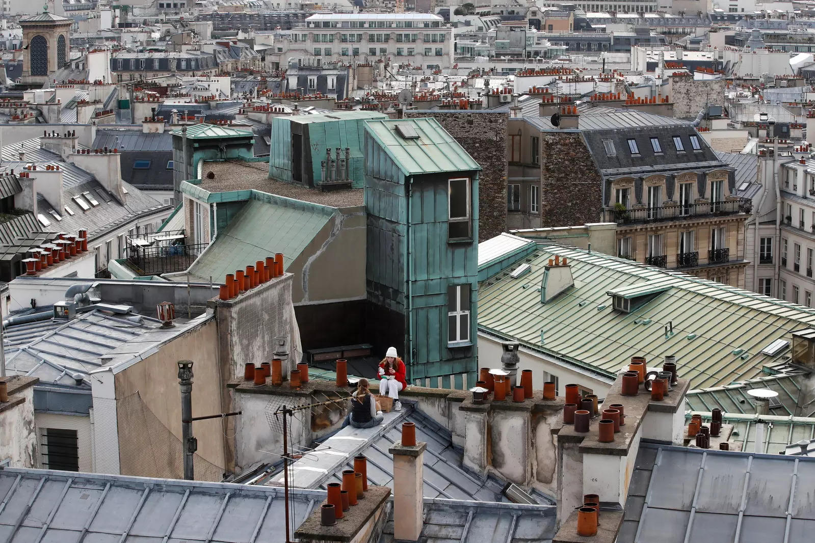 Could empty office buildings help solve France's housing crisis? – ET RealEstate