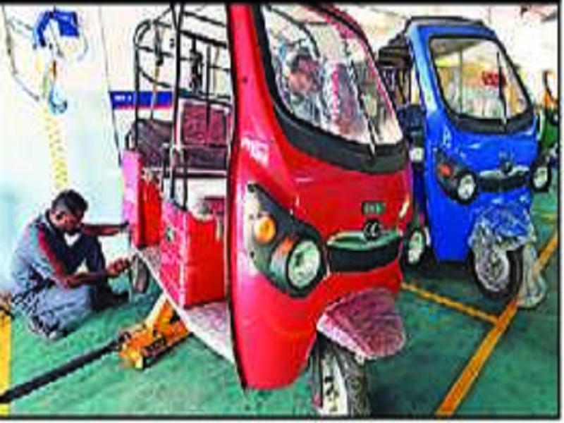 दिल्ली: तीन पहिया वाहन ईवी पसंद के रूप में उभरे हैं
