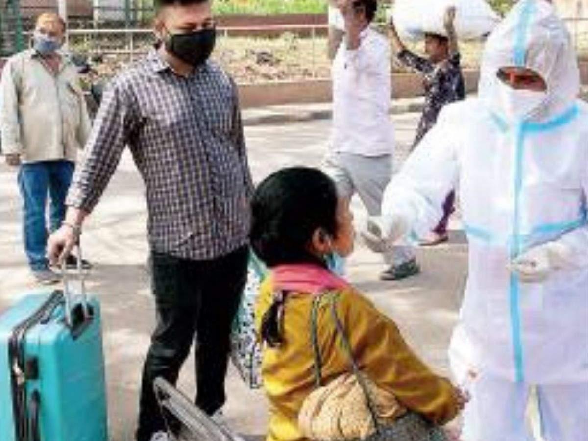 בנגלור: הרופאים אומרים קר, שיעול בעלייה, מזהירים מפני גל שני