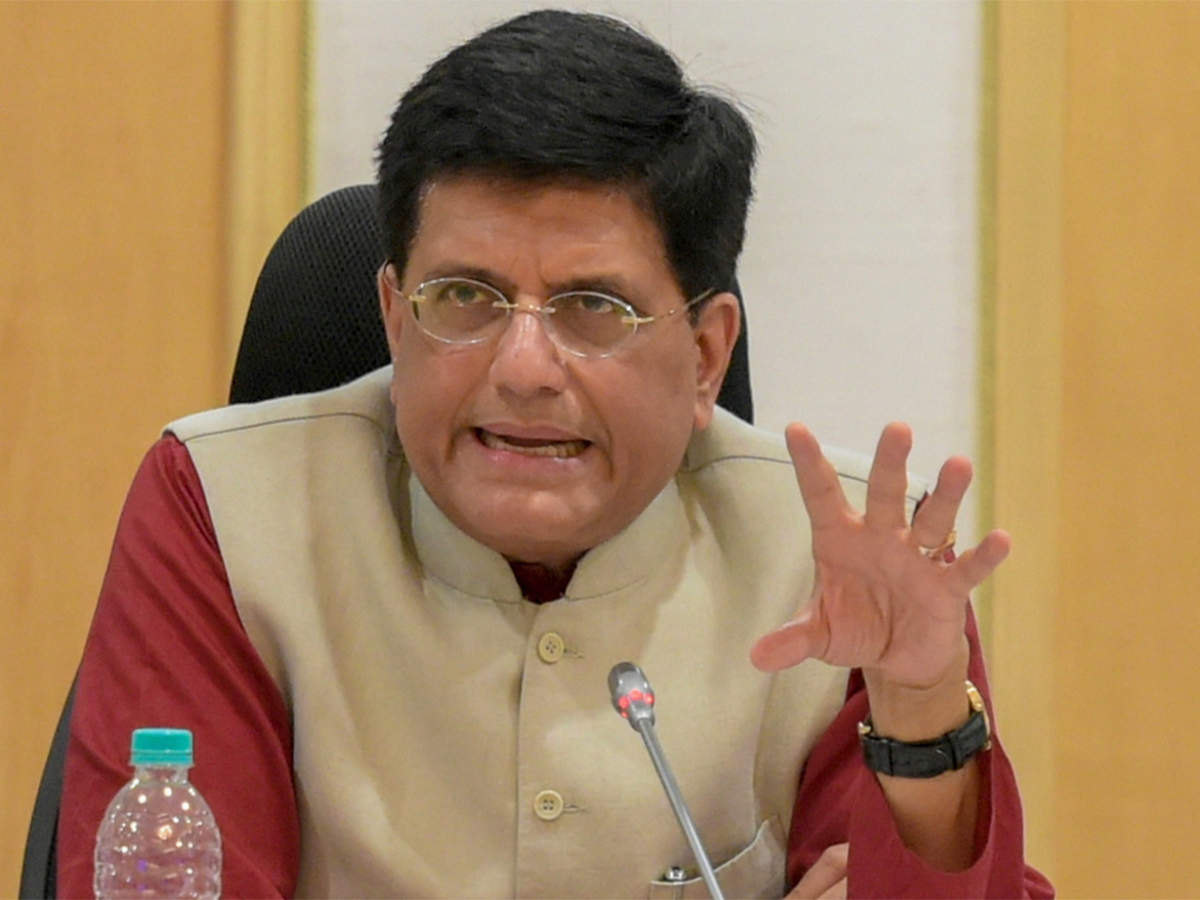 Show big heart to back proposal for easy access to medicines: Piyush Goyal to global pharma