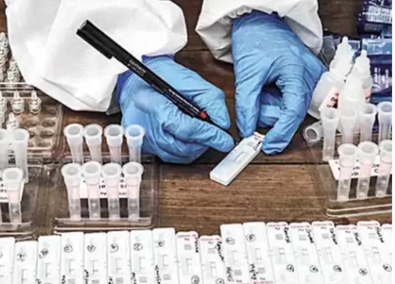 טמיל נאדו רואה 486 מקרים חדשים של קוביד -19, 5 מקרי מוות נוספים