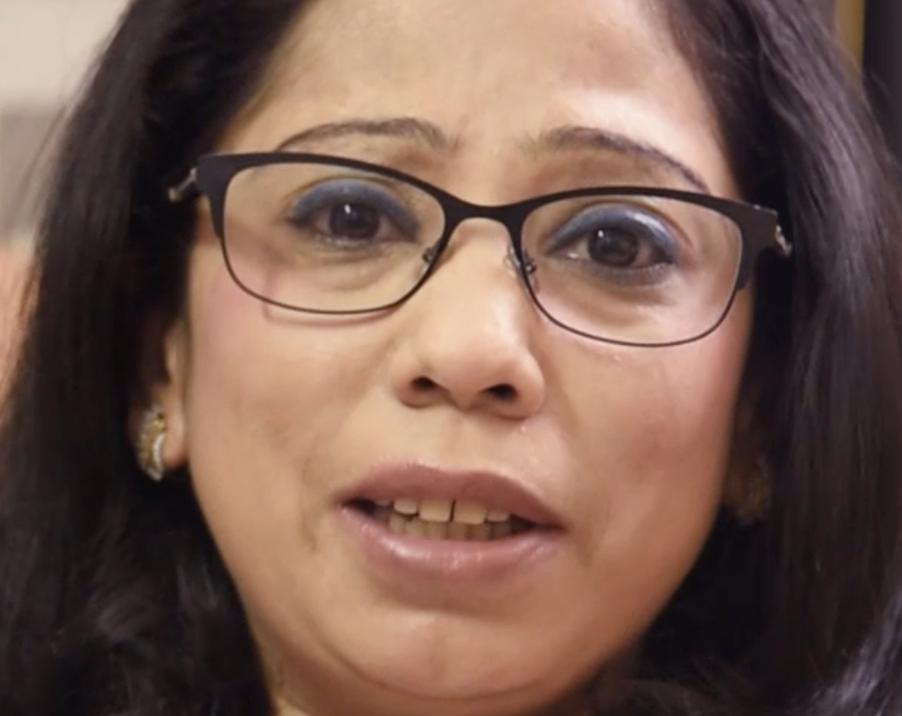 צריכה להיות מדיניות תלסמיה לאומית: Anubha Taneja, שר החבר, TPAG