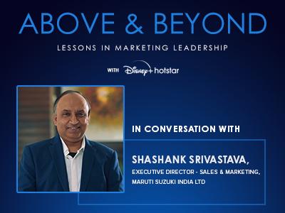Comment Maruti Suzuki a manœuvré les changements numériques dans le comportement des consommateurs avec Disney + Hotstar