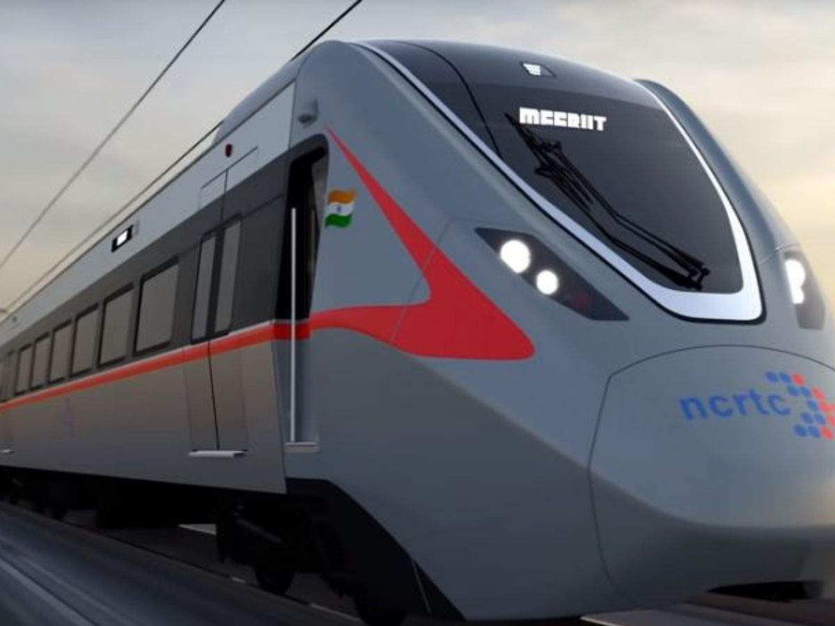 Nod for more land, hurdles cleared for Dehi-Ghaziabad-Meerut RRTS corridor – ET RealEstate