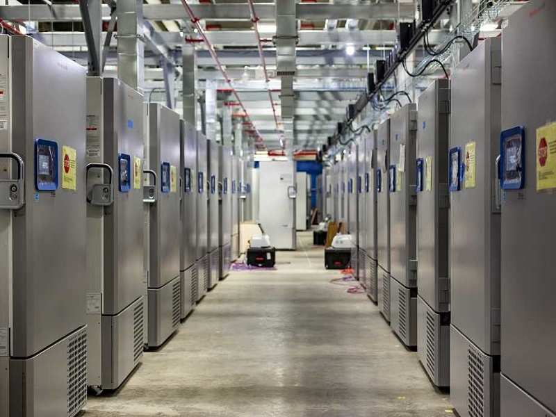 World's 1st hybrid freezer for vax rolls out