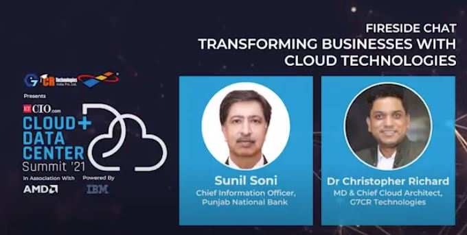 Transforming business with cloud technologies