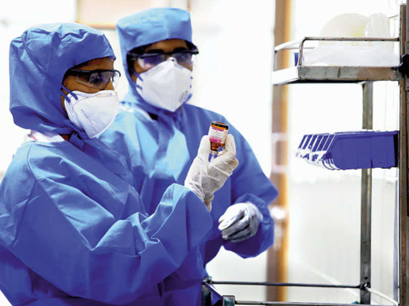 This indigenous vaccine is developed by Bharat Biotech in collaboration with the Indian Council of Medical Research (ICMR) and the National Institute of Virology (NIV)