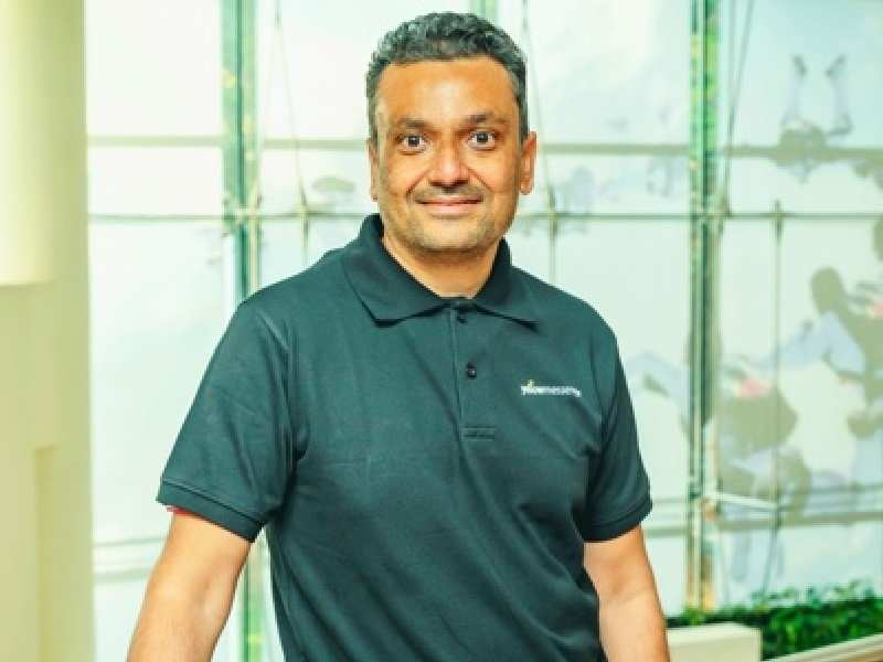 Raghu Ravinutala, CEO, Yellow Messenger