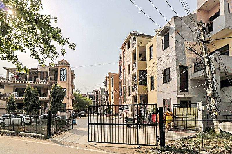 Gurugram: Illegal buildings in private colonies likely to be sealed – ET RealEstate