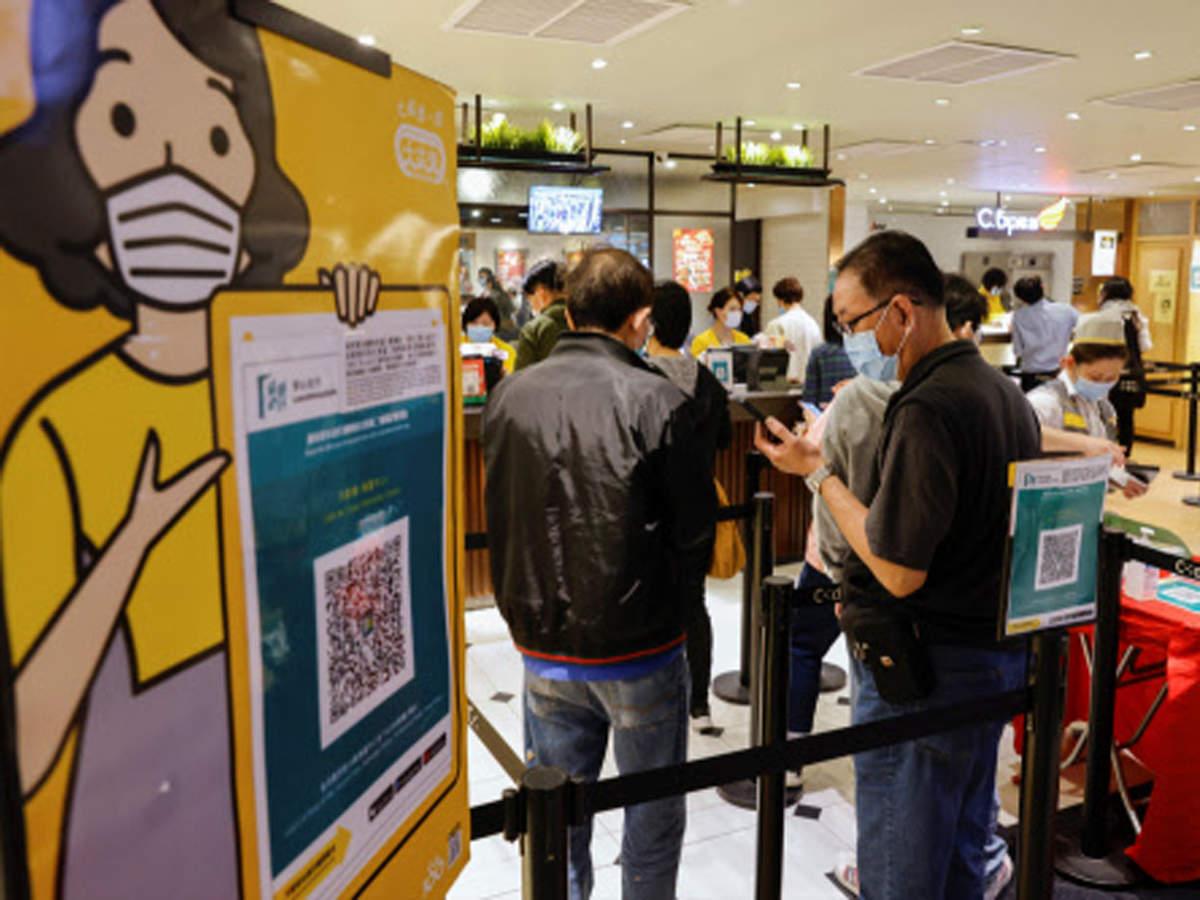QR codes, health passports: China's tech arsenal against a pandemic