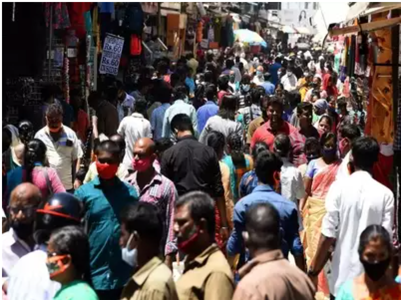Active cases cross 2 lakh after 53 days, Friday's count close to 25k