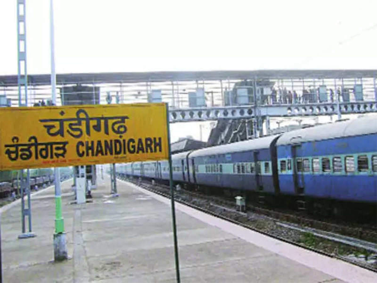 Seven builders interested in developing land parcels at Chandigarh railway station: IRSDC – ET RealEstate