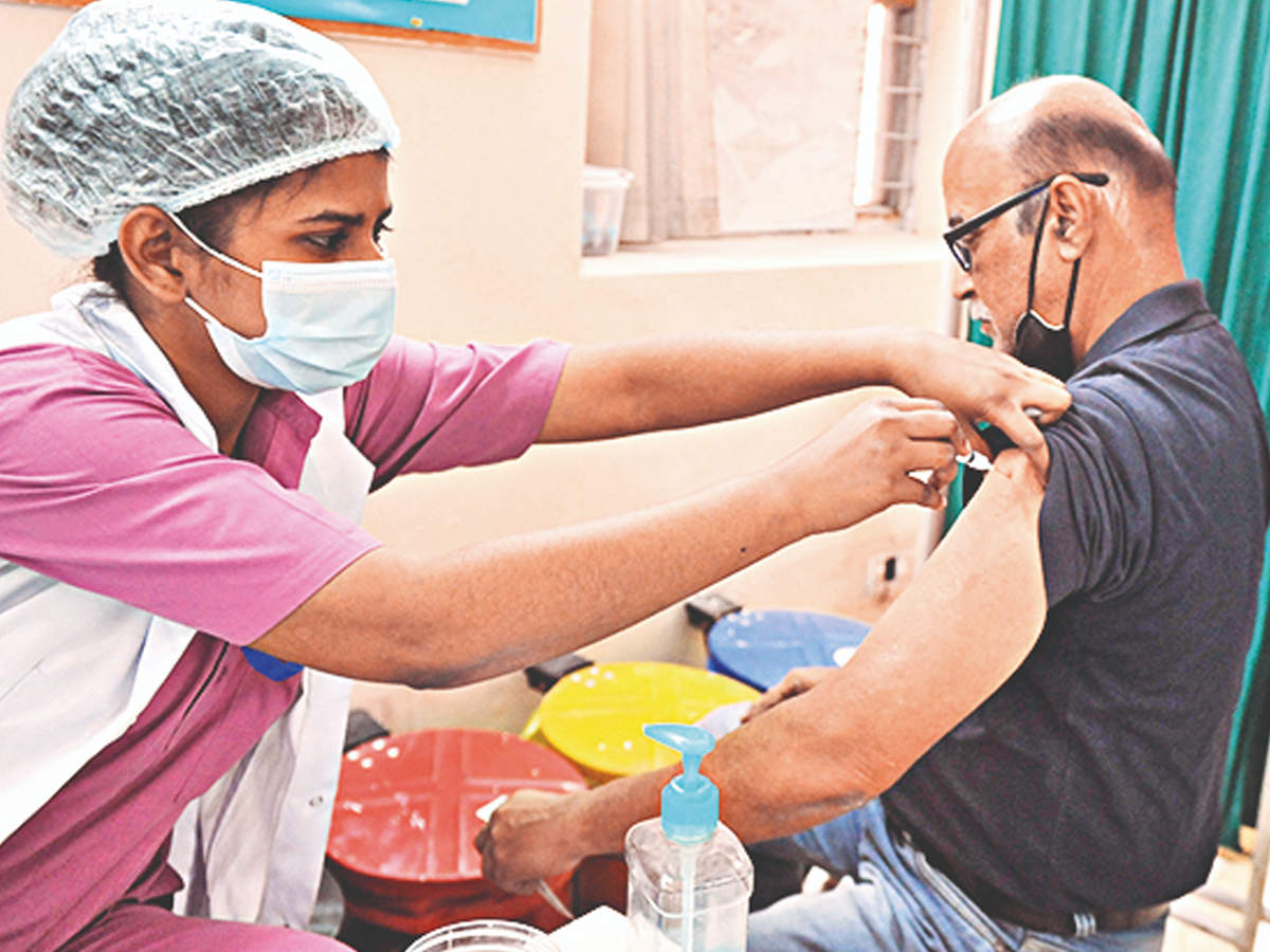Delhi: 1.6 lakh senior citizens among 7.2 lakh vaccinated; turnout on rise