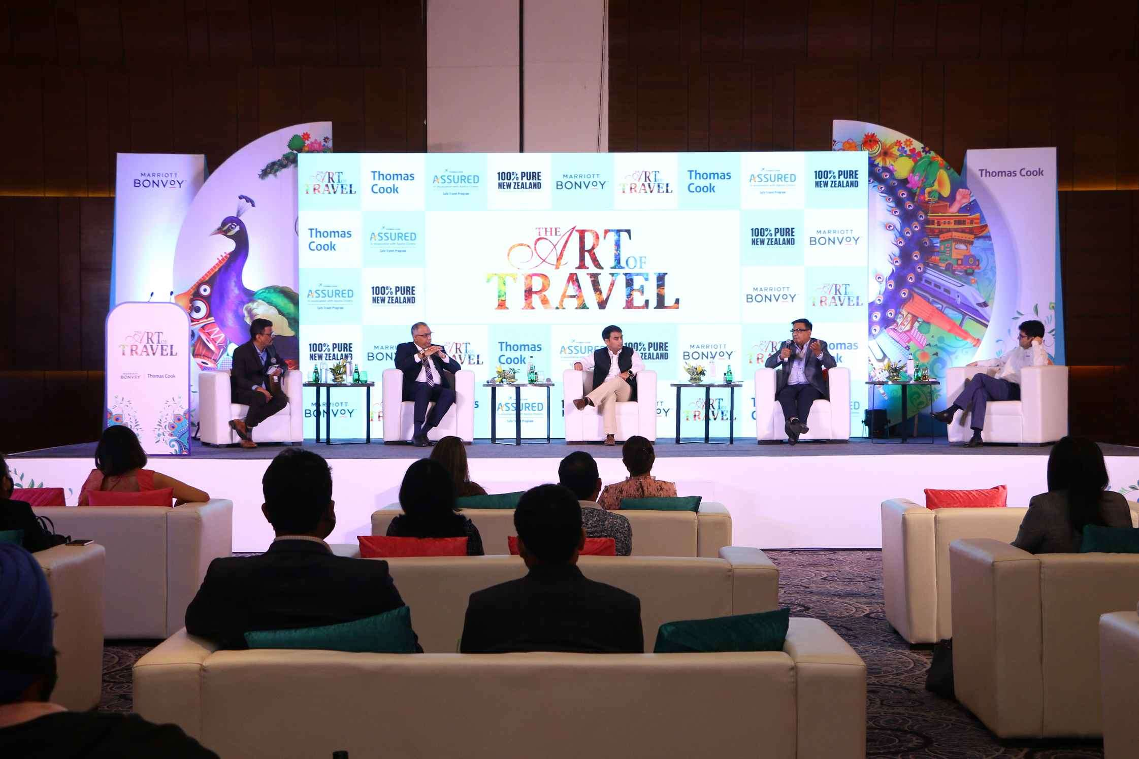 Plan events for smaller batches in a series rather than one big convention: Rajeev Kale