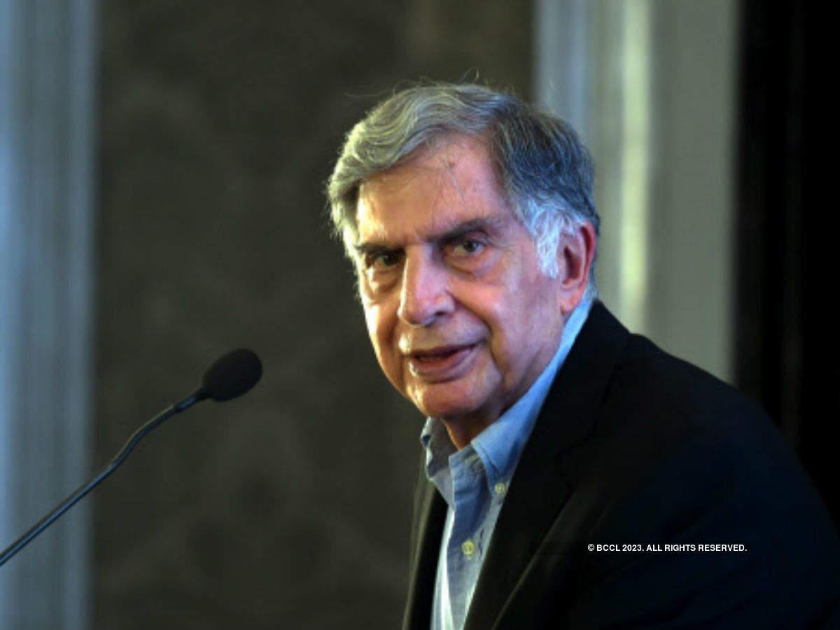 Ratan Tata (File photo)