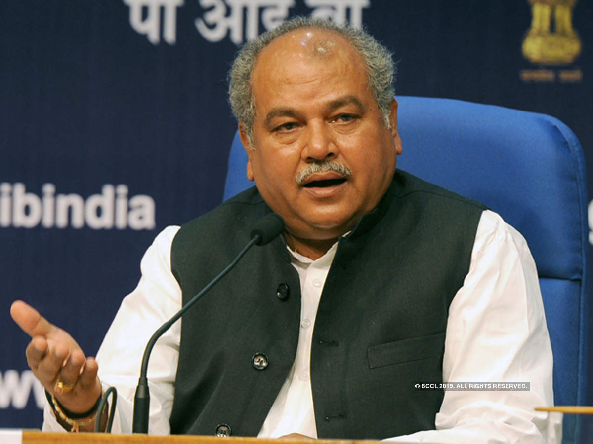 PM has set target of providing houses to all by 2022: Narendra Singh Tomar – ET RealEstate