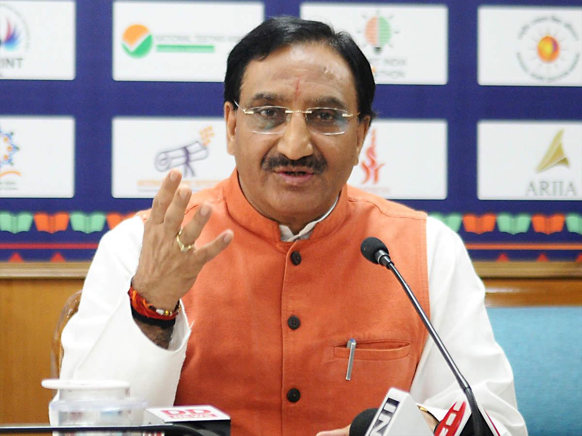Self-reliance in energy sector must for Atmanirbhar Bharat: Ramesh Pokhriyal