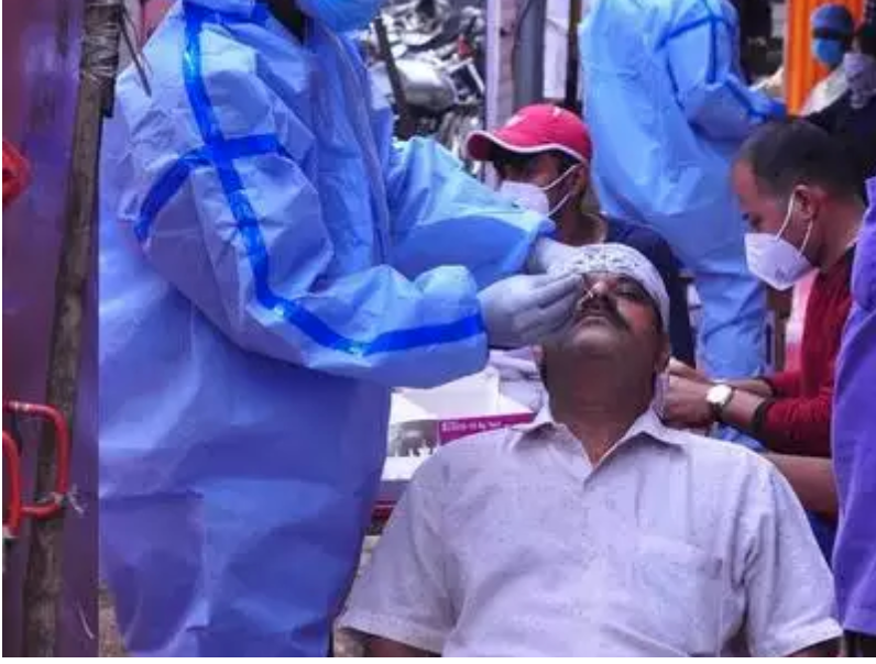Bhopal: Highest single day spurt this yr of 1.3K Covid cases in MP