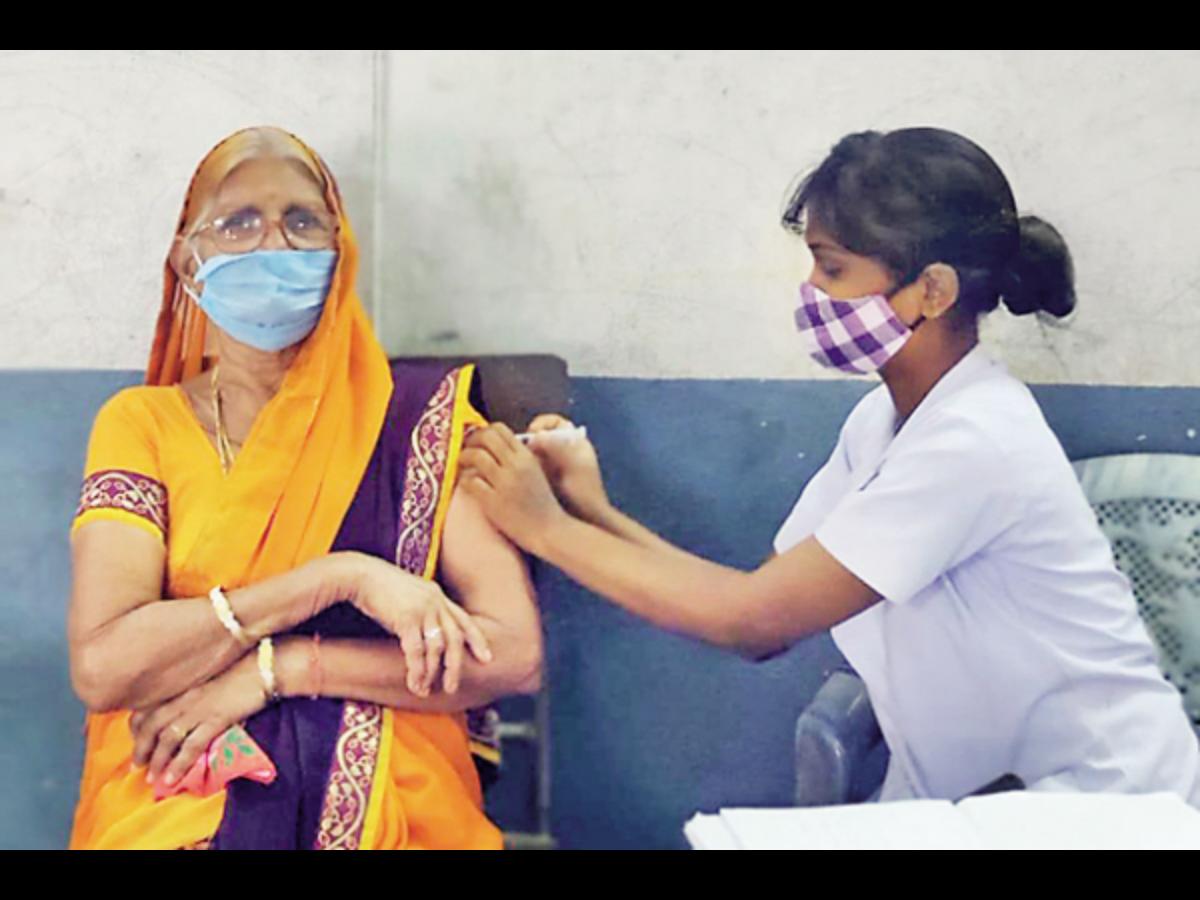 Centre approves 5.2L more vax doses for Chhattisgarh
