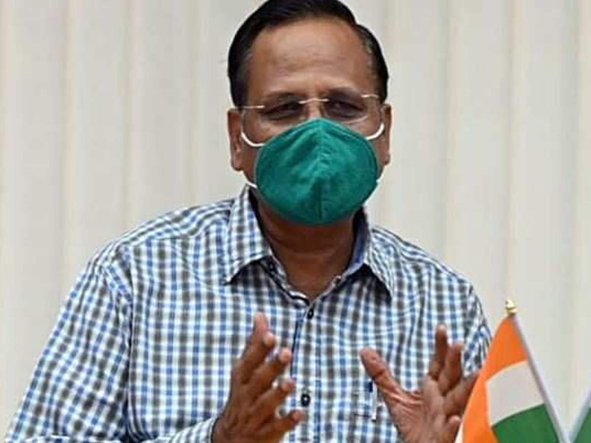 Covid-19 vaccination timings for unregistered beneficiaries increased by four hours: Satyendar Jain
