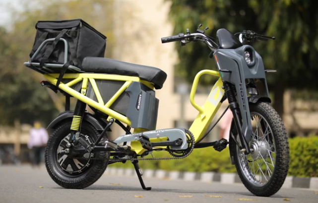 E-scooter by IIT Delhi has running cost of 20 paise per km