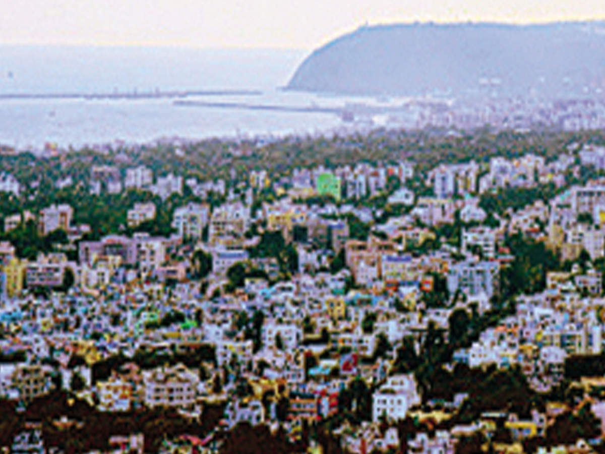 Visakhapatnam development body's area now 7,300 sq km after addition of 13 mandals – ET RealEstate