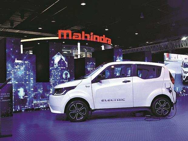 M&M Board of Directors approve consolidation of Mahindra Electric Mobility into Co