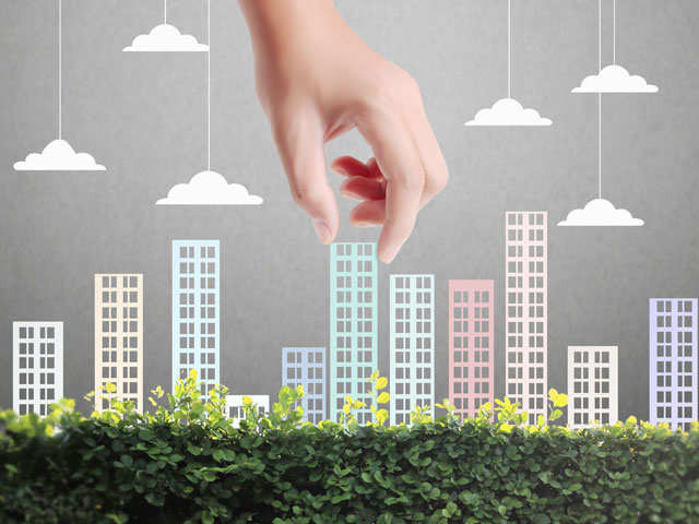 Sky's the limit for flats in Hyderabad as builders race to build 40+ floors – ET RealEstate