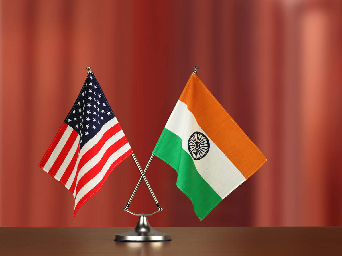 The United States overtook Saudi Arabia as India's second biggest oil supplier after Iraq last month.
