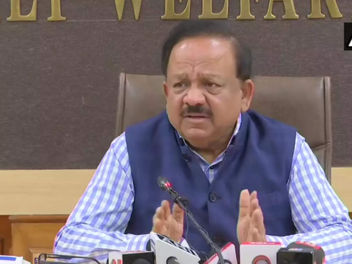 Seven Covid-19 vaccine candidates in clinical trials, says Harsh Vardhan