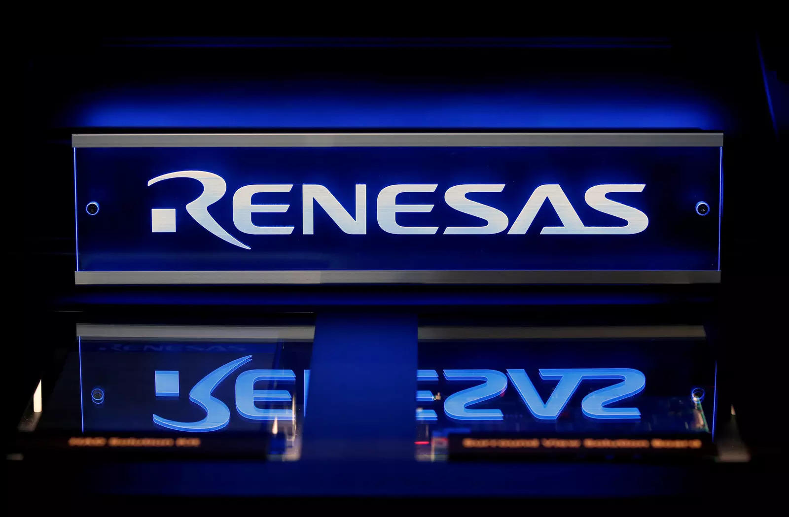 Renesas shares closed down 0.5% on Tuesday, mostly in line with the broader Japanese market.