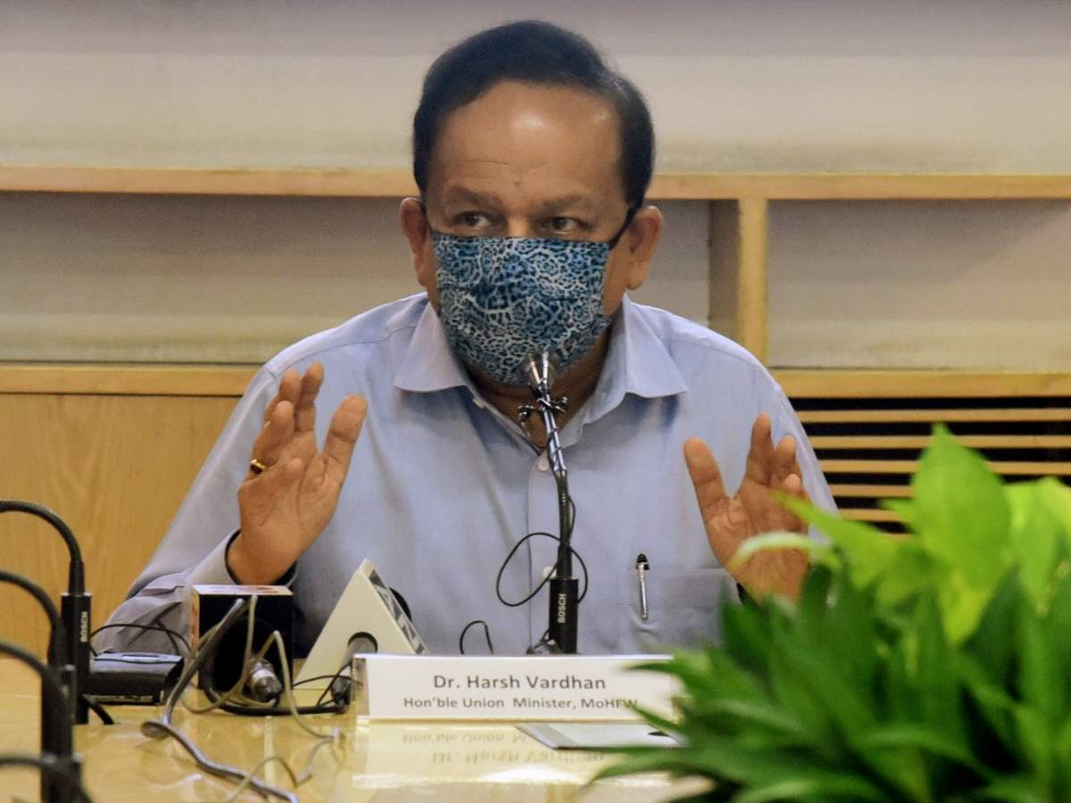 61 million doses of Covid-19 vaccine administered in India, 64 million given to 84 nations: Harsh Vardhan