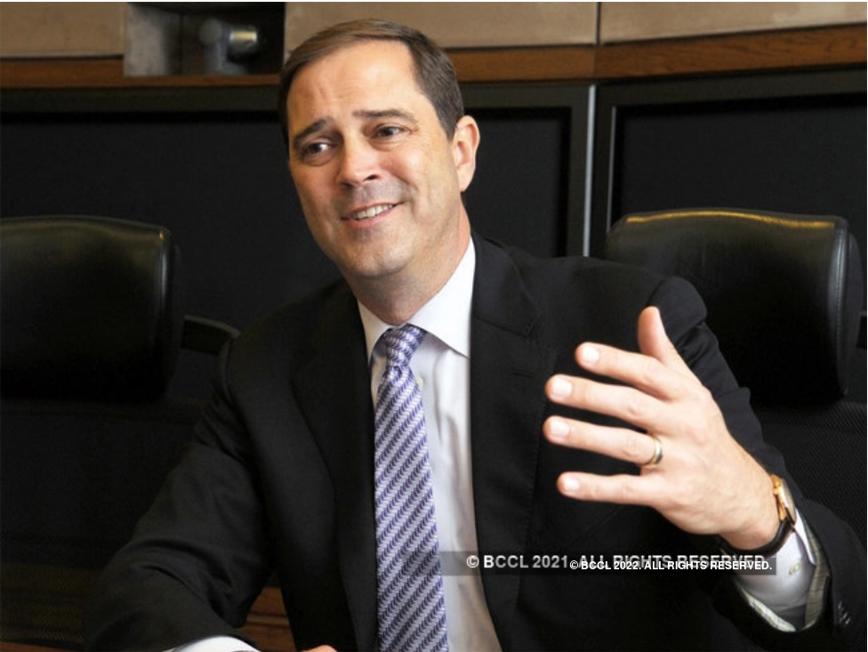 Taking security as strategic policy initiative: Cisco's Chuck Robbins