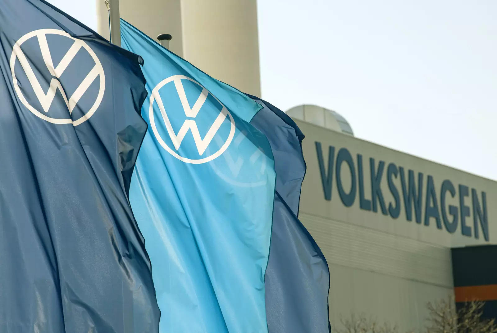 Volkswagen, the world's second-largest carmaker, expects to double electric vehicle deliveries and boost profits for its core brand this year after stepping up its switch to fully electric vehicles in a bid to catch up with Tesla.