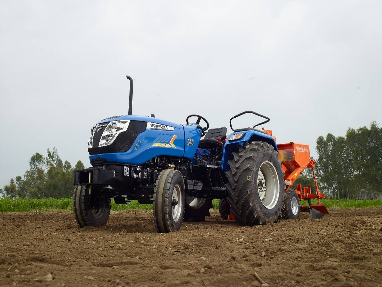 Overall, Sonalika Tractors has sold 13,093 tractors in March 2021, registering a 135% growth over March 2020.