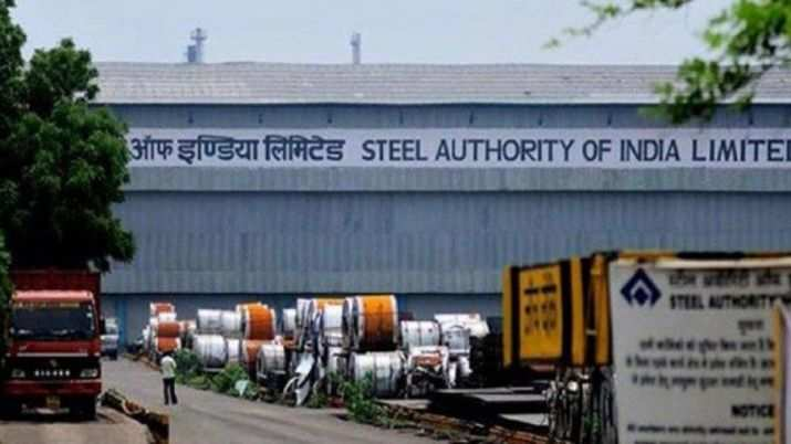 The domestic steel giant's crude steel production too increased by 6 percent during the quarter to 4.55 MT.