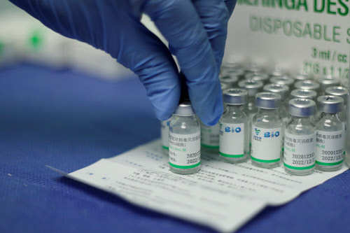 Experts disapprove using Chinese vaccine Sinopharm on Sri Lankans: Report