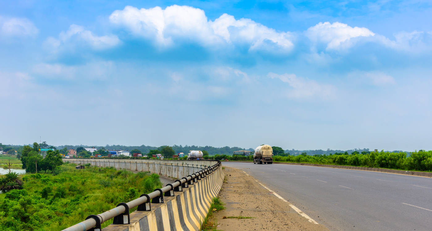 Earlier on Thursday, the ministry of road, transport and highways (MoRTH) in a statement informed that the construction of National Highways had touched a record 37 kilometres per day in the year 2020-21.
