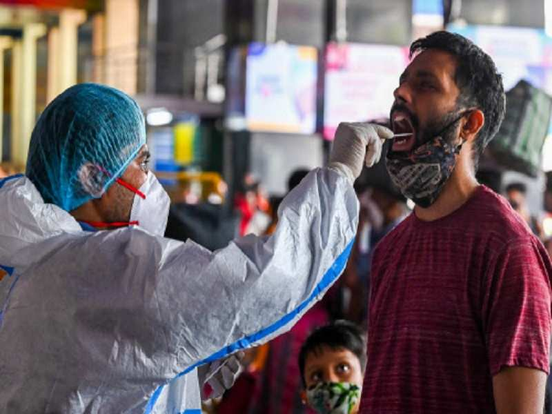 Delhi records over 3500 Covid-19 cases for second day in row, 10 deaths