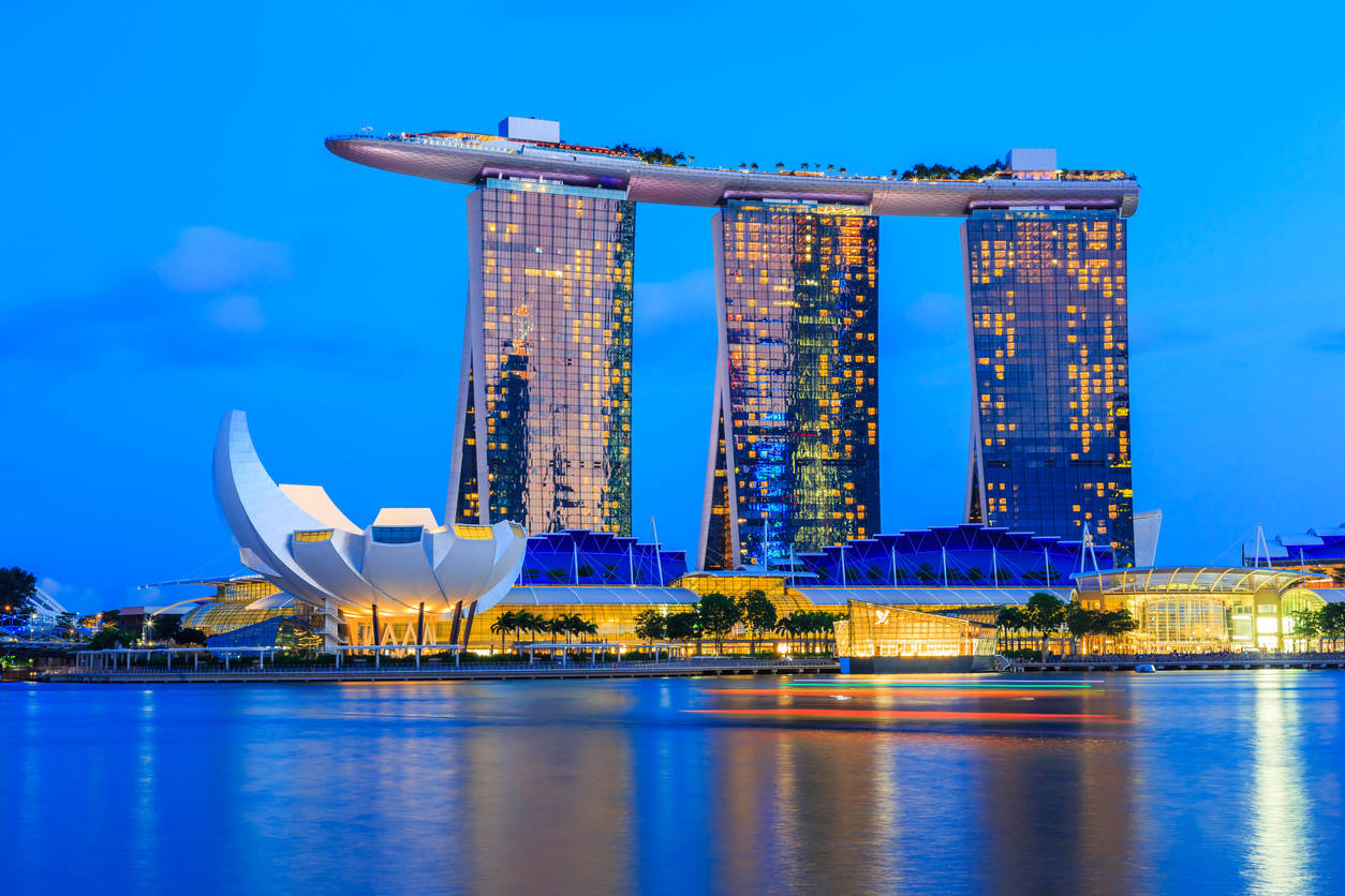 STB looks at safe and progressive resumption of larger MICE events at Singapore