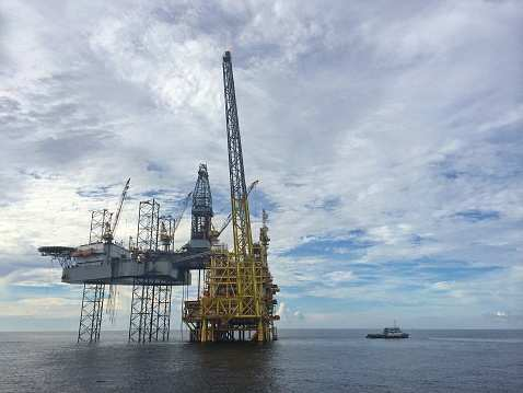Megha Engineering's first Make in India oil rig begins operation