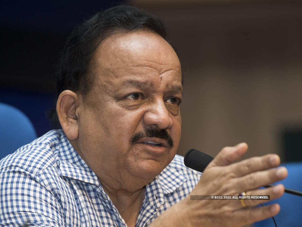 Union Minister Harsh Vardhan launches tribal health collaborative 'Anamaya'