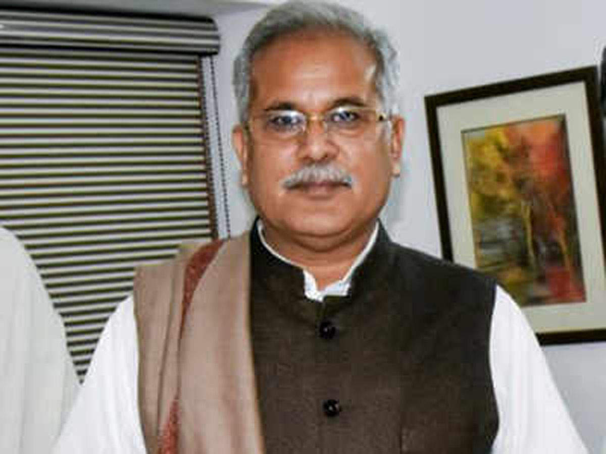 Cut GST on Covid-19 medicines, devices: Baghel at PM meet